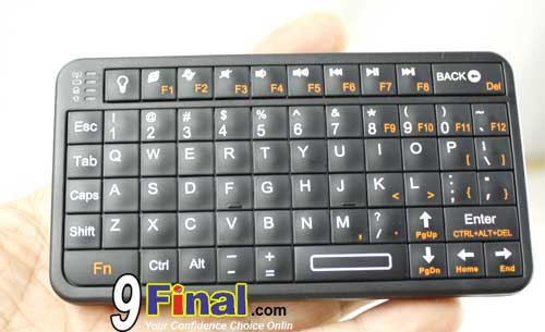 rii mini bluetooth keyboard manual