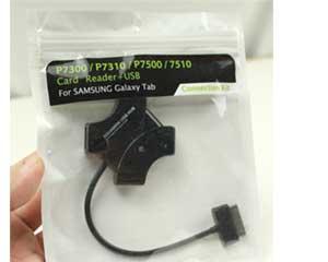 USB Hub for Sumsung Galaxy Tab (P7300/P7510)